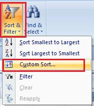 Cara Mengurutkan dan Merangking Data Dengan Mudah Di Microsoft Excel