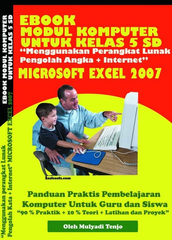 cover modul komputer kelas 5 sd