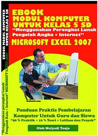 Modul Panduan Belajar Komputer kelas 5 SD