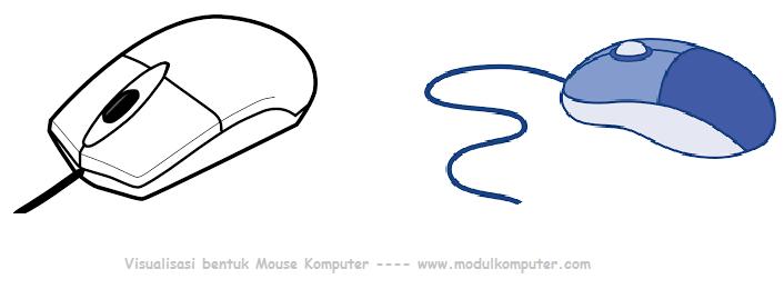 materi mengenalkan perangkat keras komputer mouse kepada anak sd