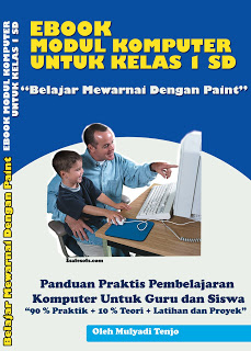 Jual Modul Komputer Untuk Anak Usia Kelas 1 SD, Baca Detail Materinya…