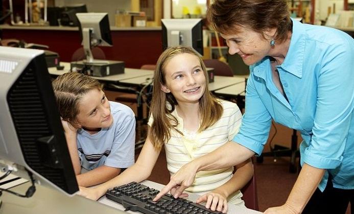 10 tahap cara mengajarkan komputer ntuk anak anak dan pemula