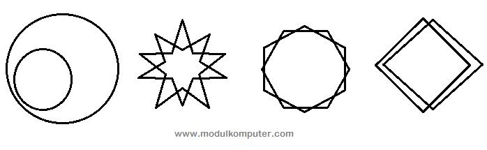 Belajar Mewarnai Menggunakan Microsoft Paint Modul Komputer