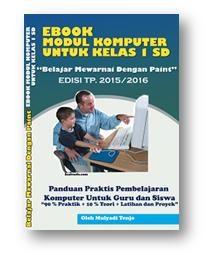 buku komputer kelas 1 sd terbaru