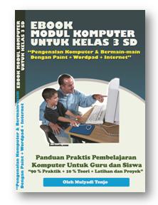 buku komputer kelas 3 sd
