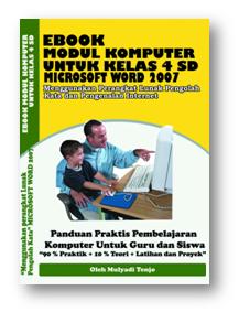 buku komputer kelas 4 sd