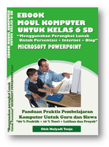 buku komputer kelas 6 sd