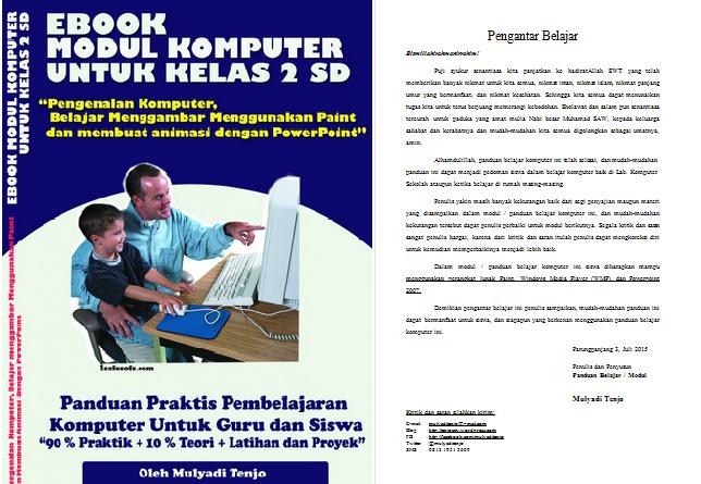 Modul Komputer Kelas 2 SD