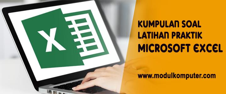 Kumpulan Latihan Praktik Microsoft Excel