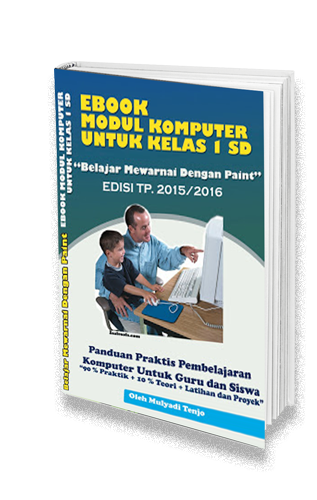 daftar isi modul komputer kelas 1 sd