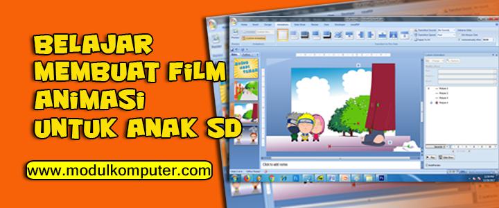 Bagian 3 Belajar Membuat Film Animasi Untuk Anak SD