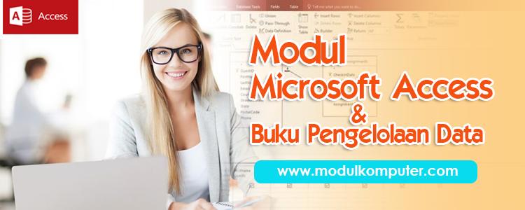 modul microsoft access terbaru