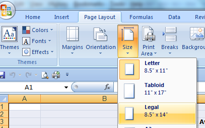tips ngeprint di microsoft excel