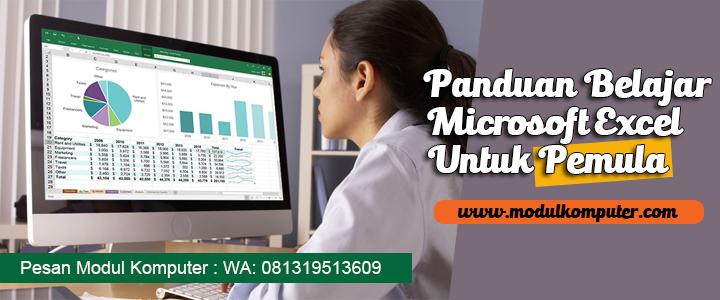 Panduan Belajar Microsoft Excel Untuk Pemula Mahir Dalam Waktu Singkat