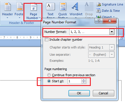 Cara Membuat Nomor Halaman Di Word Modul Komputer